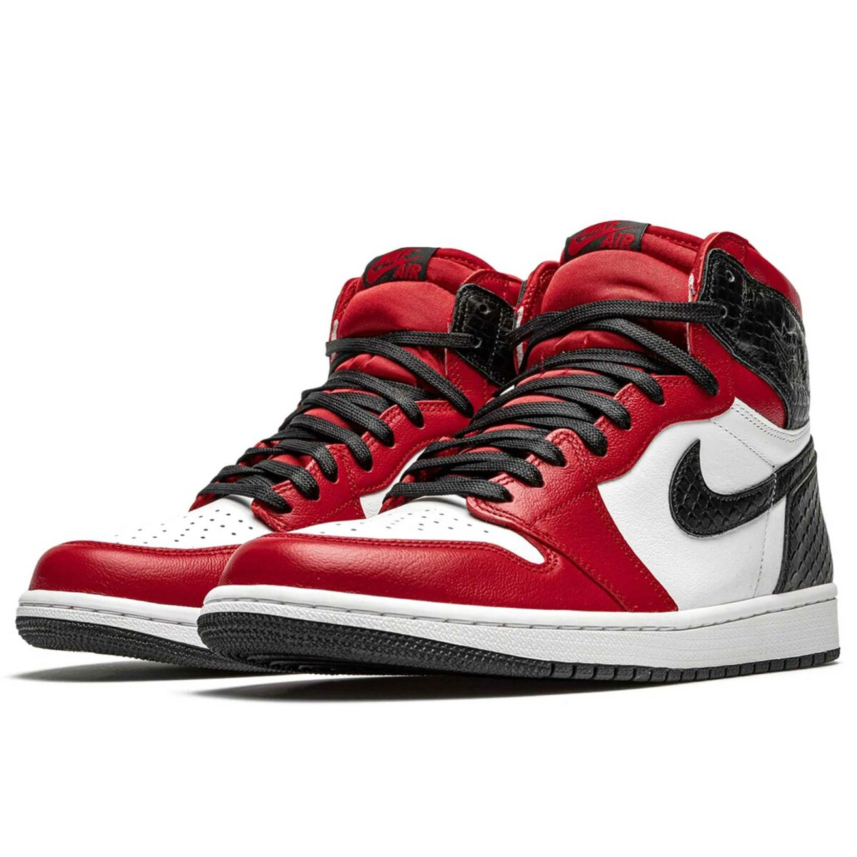 nike air Jordan 1 high retro satin snake CD0461_601 купить