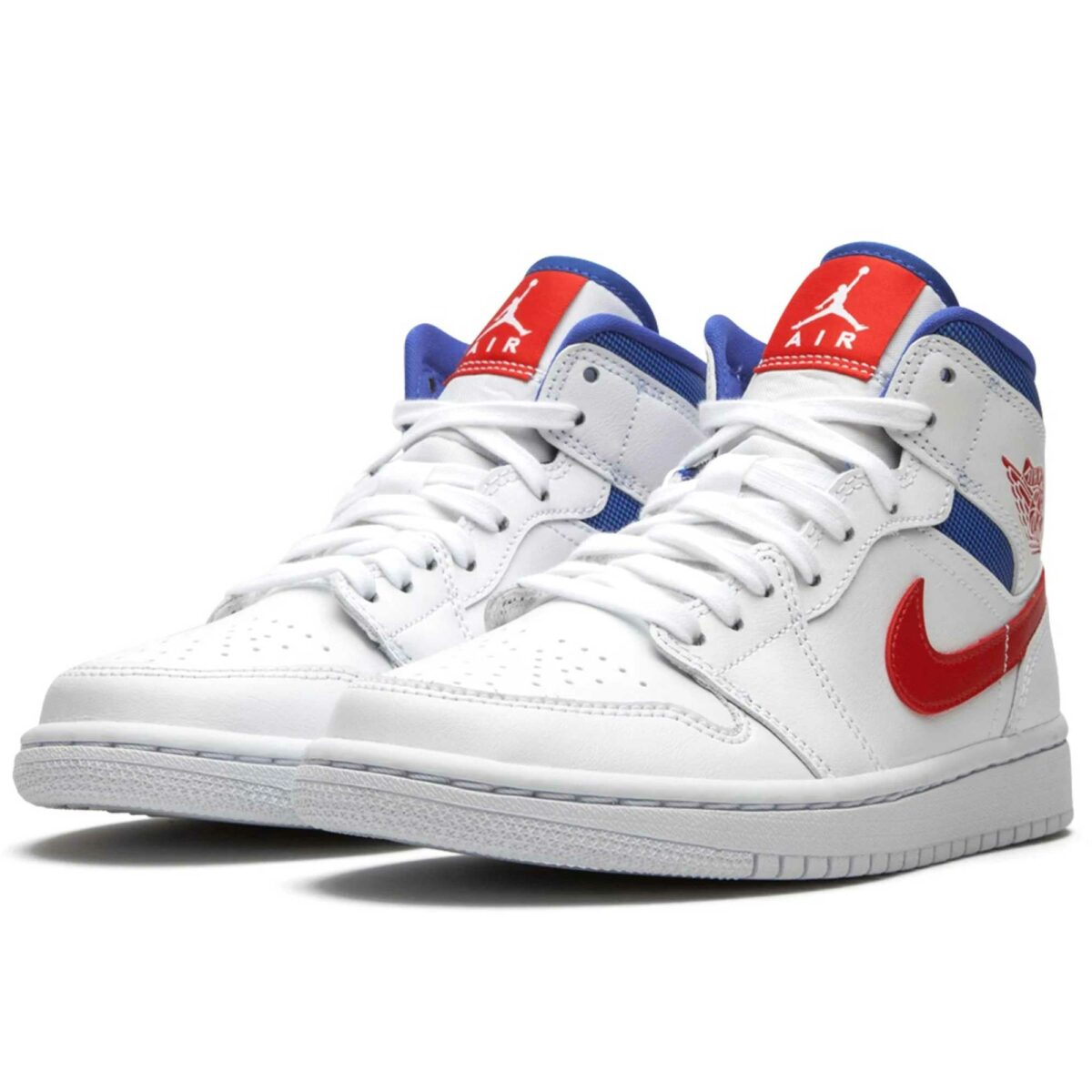 nike air Jordan 1 mid USA BQ6472_164 купить
