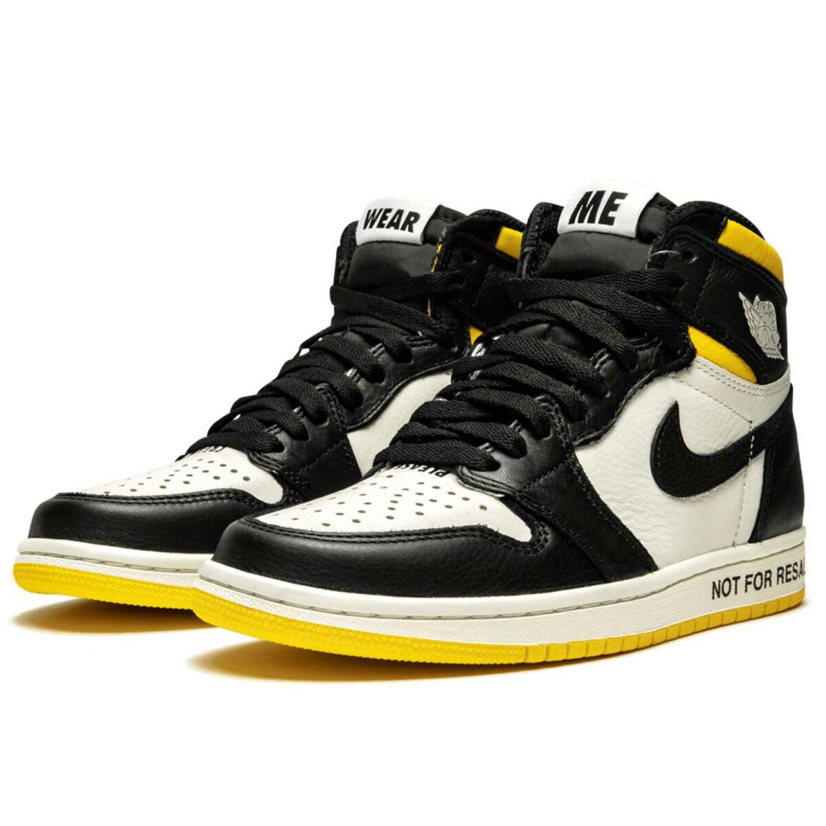 nike air Jordan 1 retro high not for resale 861428_107 купить