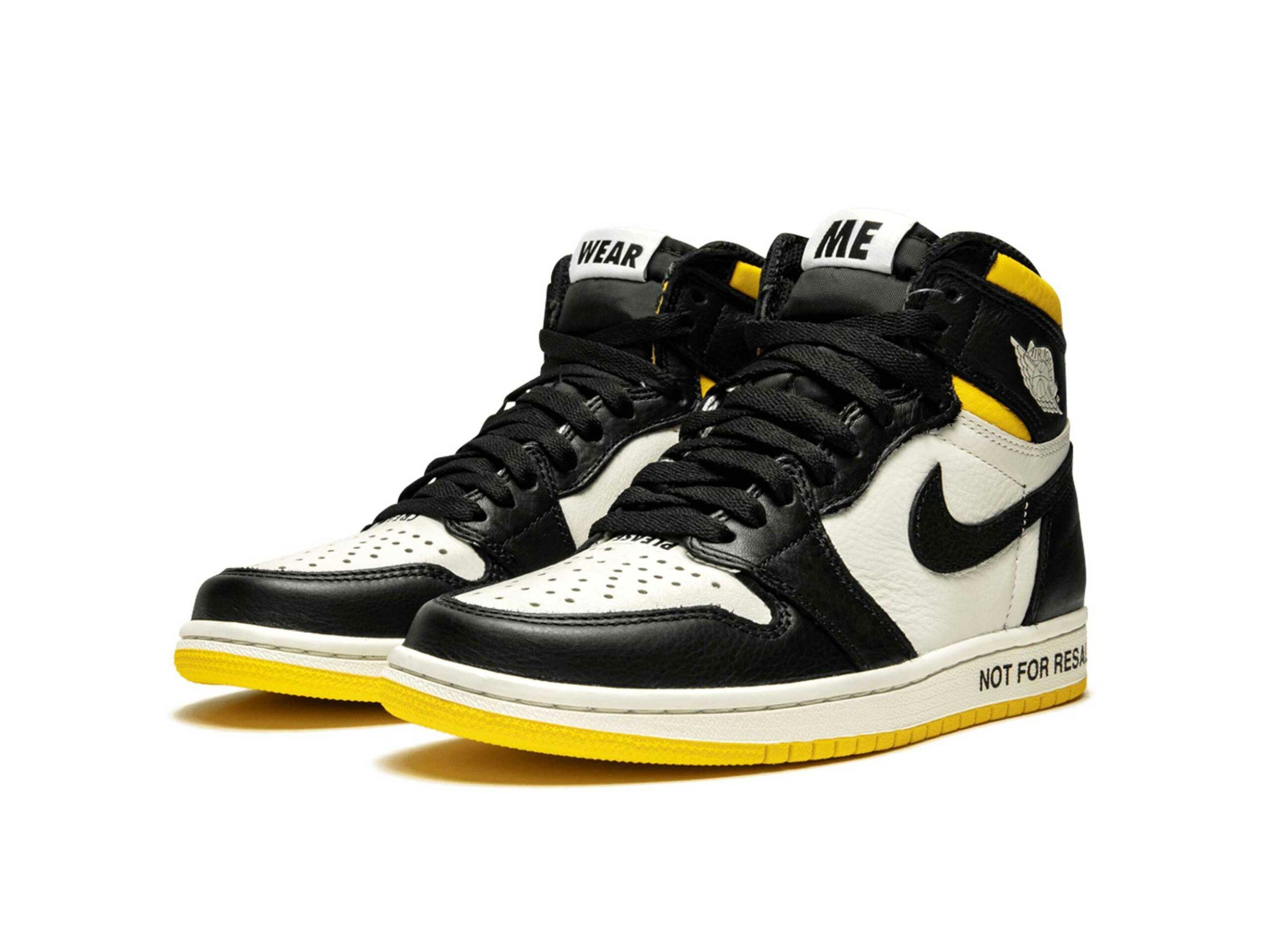 nike air Jordan 1 retro high not for resale 861428_107 купить