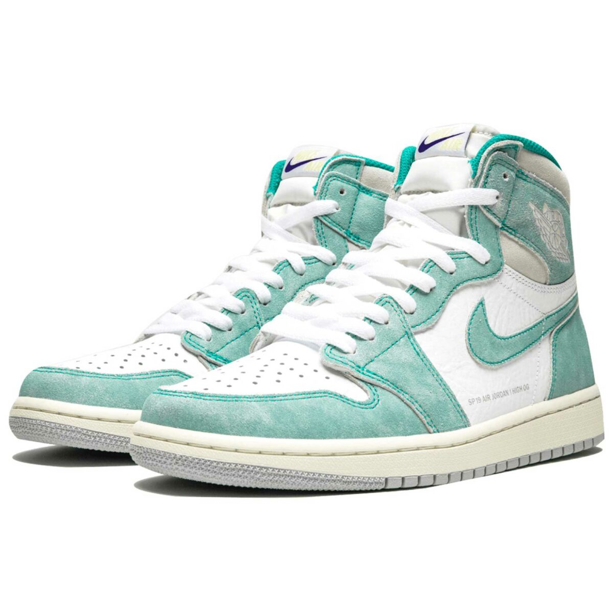 nike air Jordan 1 retro high og turbo green 555088_311 купить