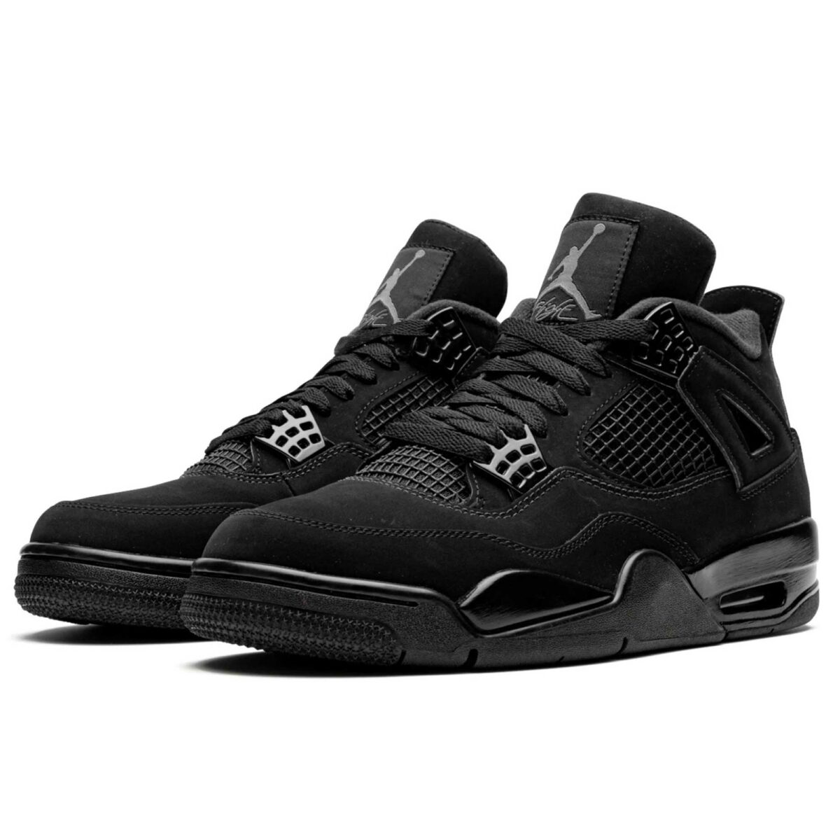 nike air Jordan 4 retro black cat 2020 CU1110_010 купить