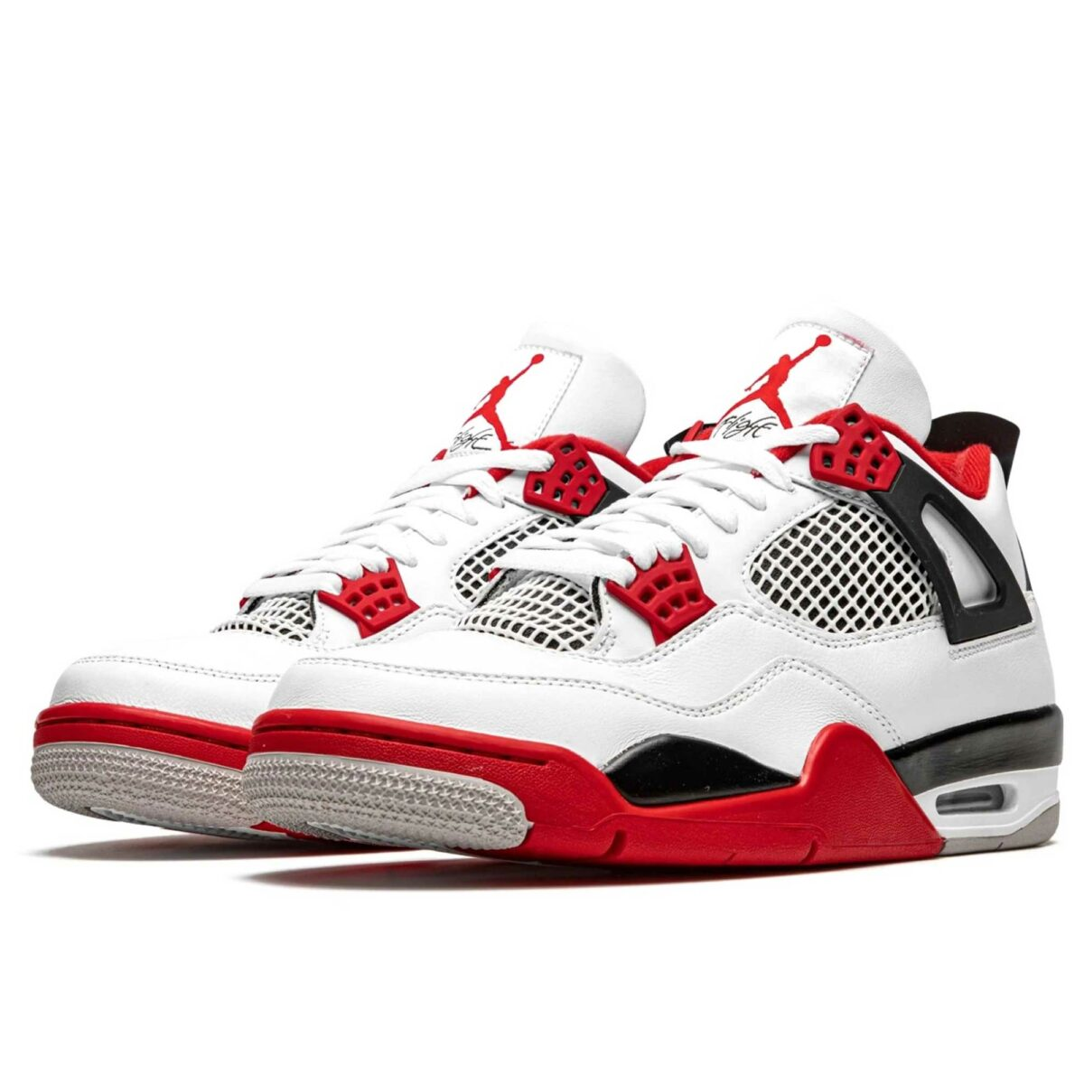 nike air Jordan 4 retro fire red 2020 DC7770_160 купить