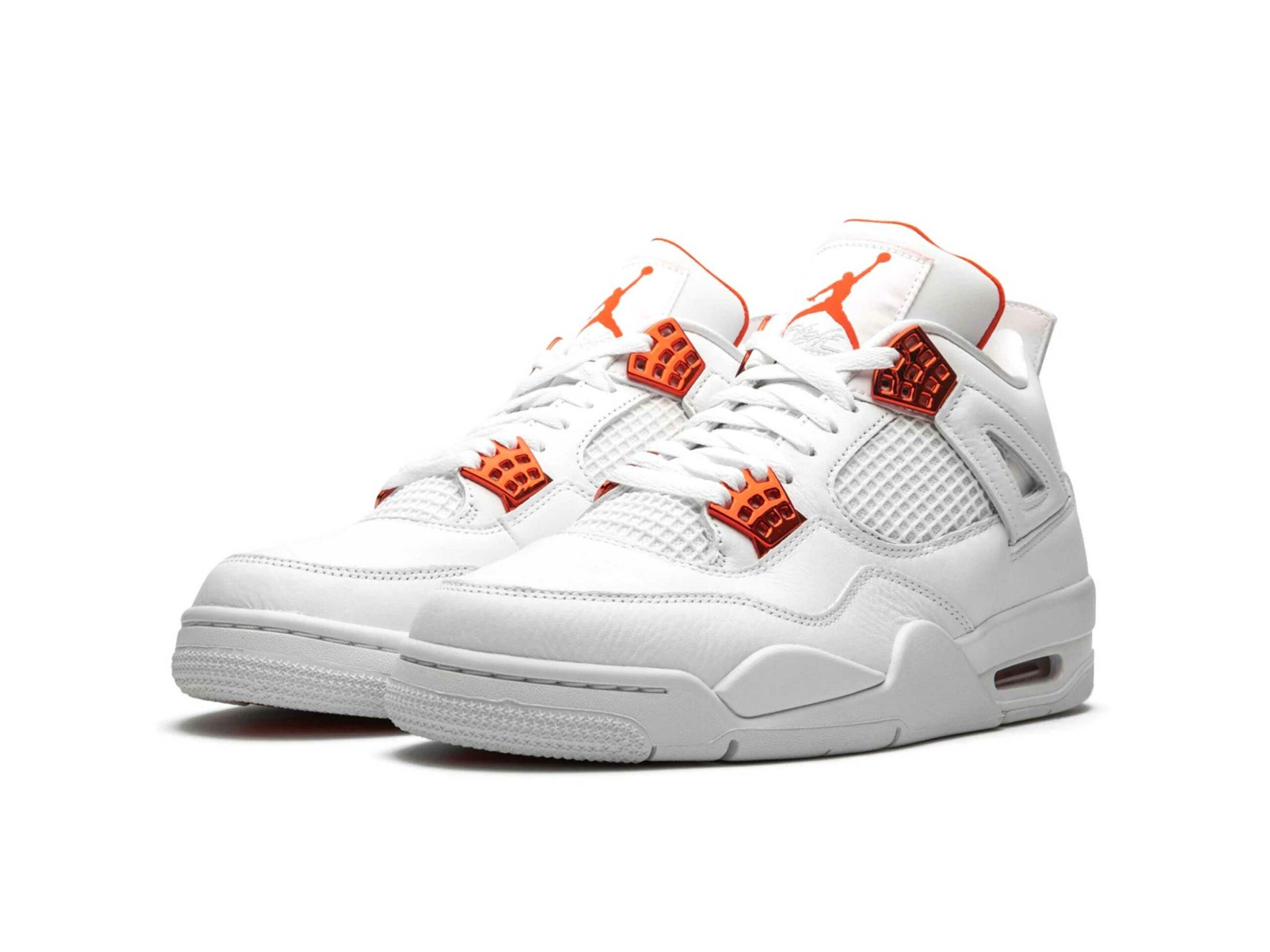 nike air Jordan 4 retro metallic pack orange CT8527_118 купить
