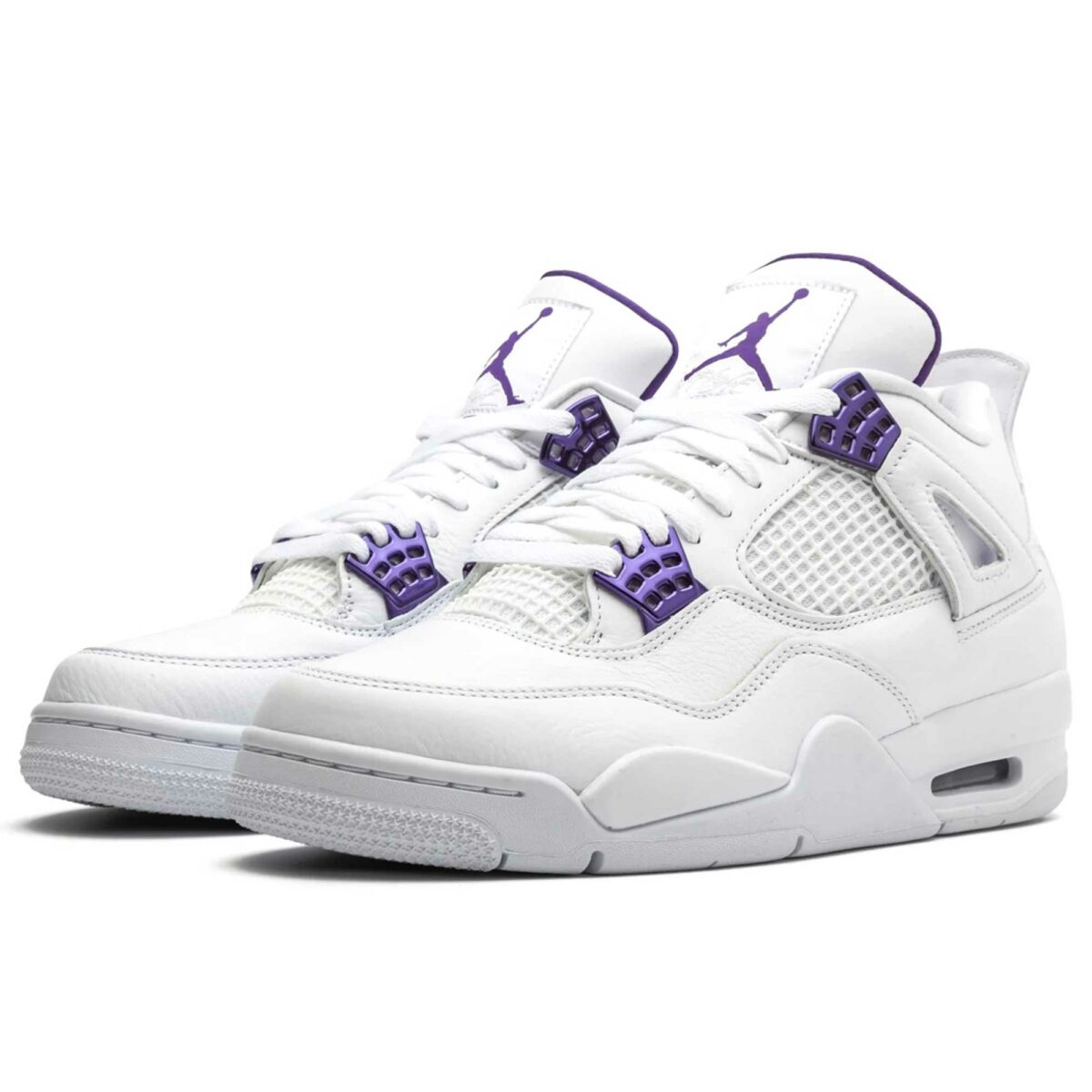 nike air Jordan 4 retro metallic pack purple CT8527_115 купить