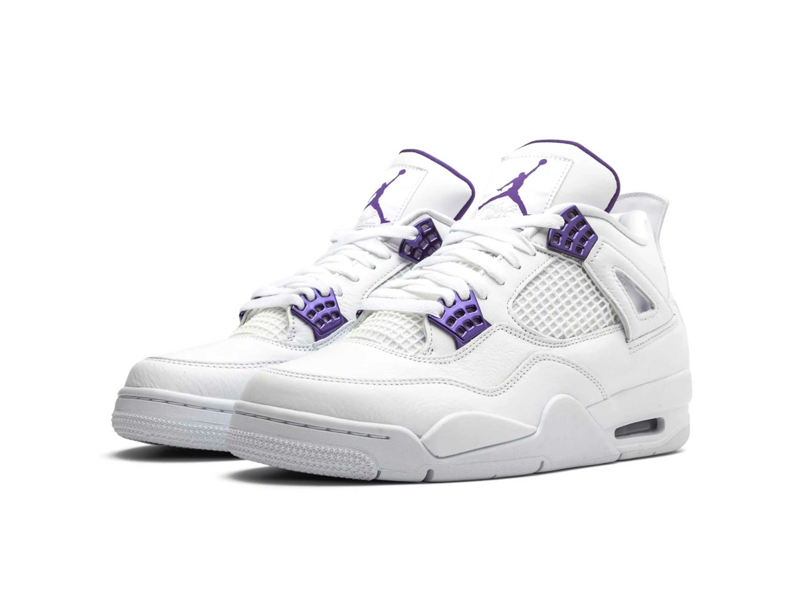 nike air Jordan 4 retro metallic pack purple CT8527_115 купить