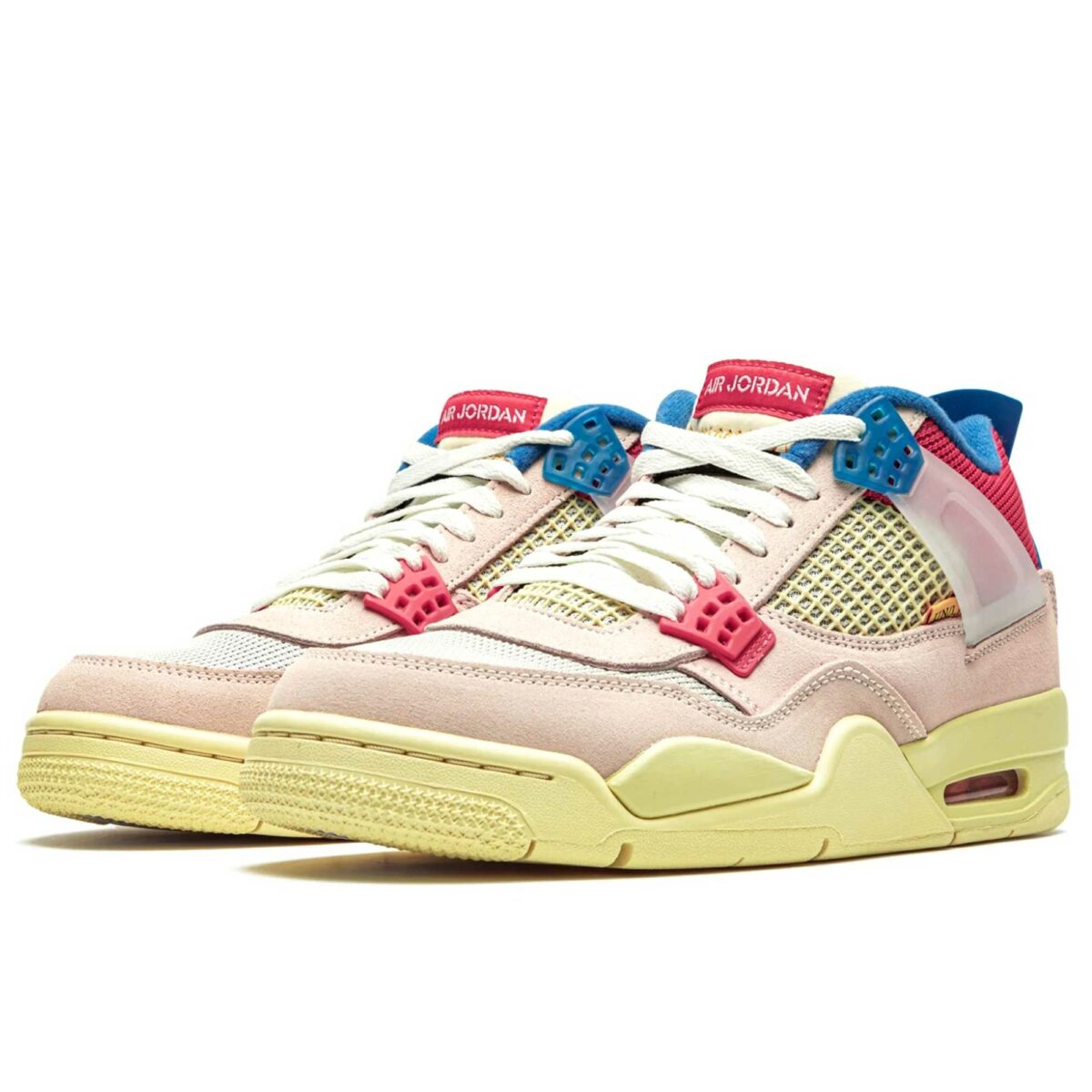 nike air Jordan 4 retro sp union - guava ice DC9533_800 купить