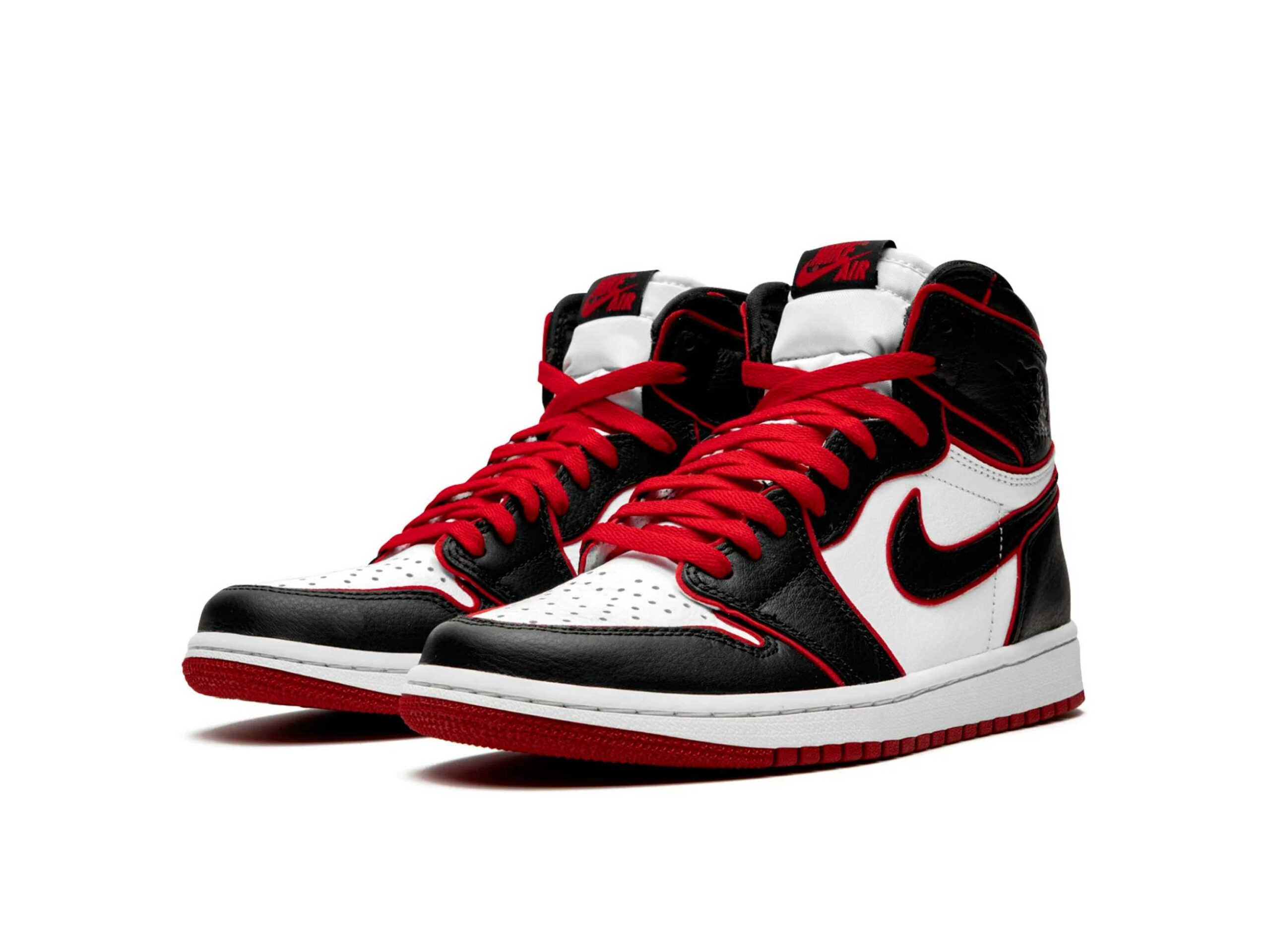nike air Jordan 1 hight OG bloodline meant to fly 555088_062 купить