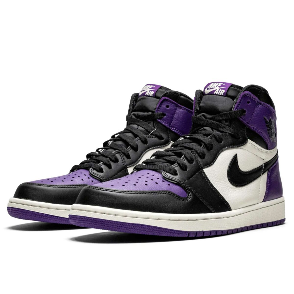 nike air jordan 1 retro hight OG court purple 555088_501 купить