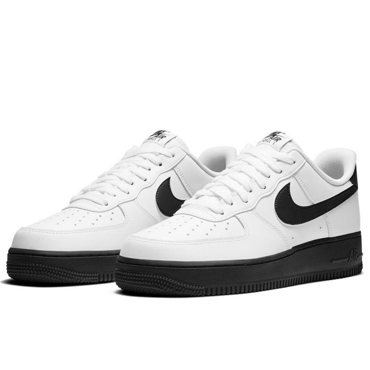 nike air force white black 1' 07 CK7663_101 купить
