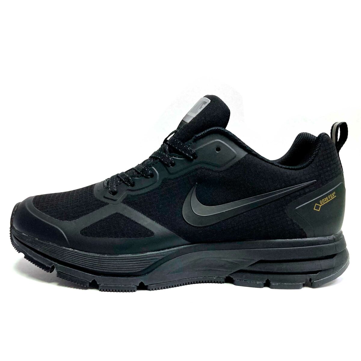 nike pegasus gore-tex all black купить