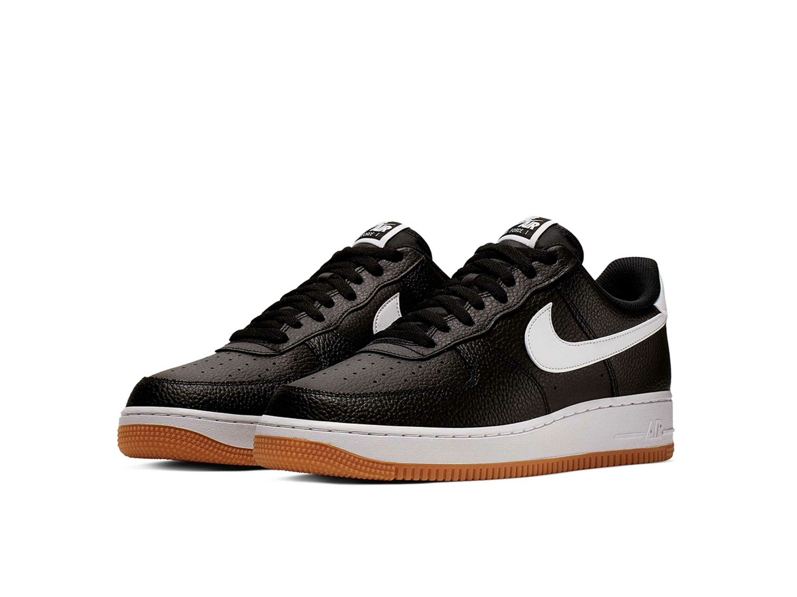nike air force 1 07 black white ci0057_002 купить