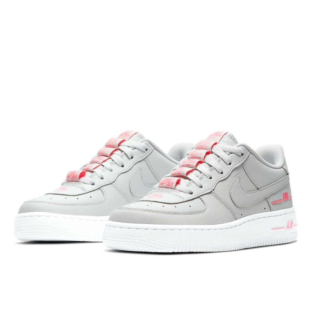 купить nike air force 1 gs lv8 3 double air photon dust pink cj4092_002 купить