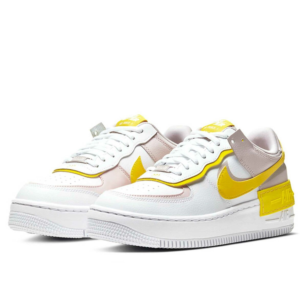nike air force 1 shadow sunshine yellow cj1641_102 купить