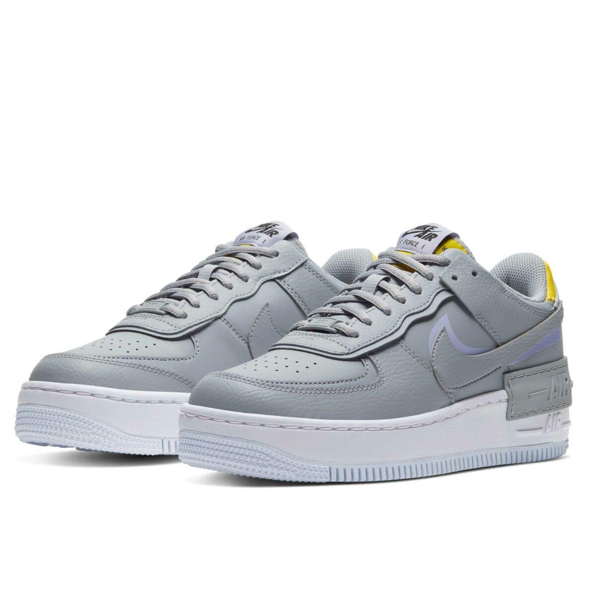 nike air force 1 shadow wolf grey ci0919_002 купить