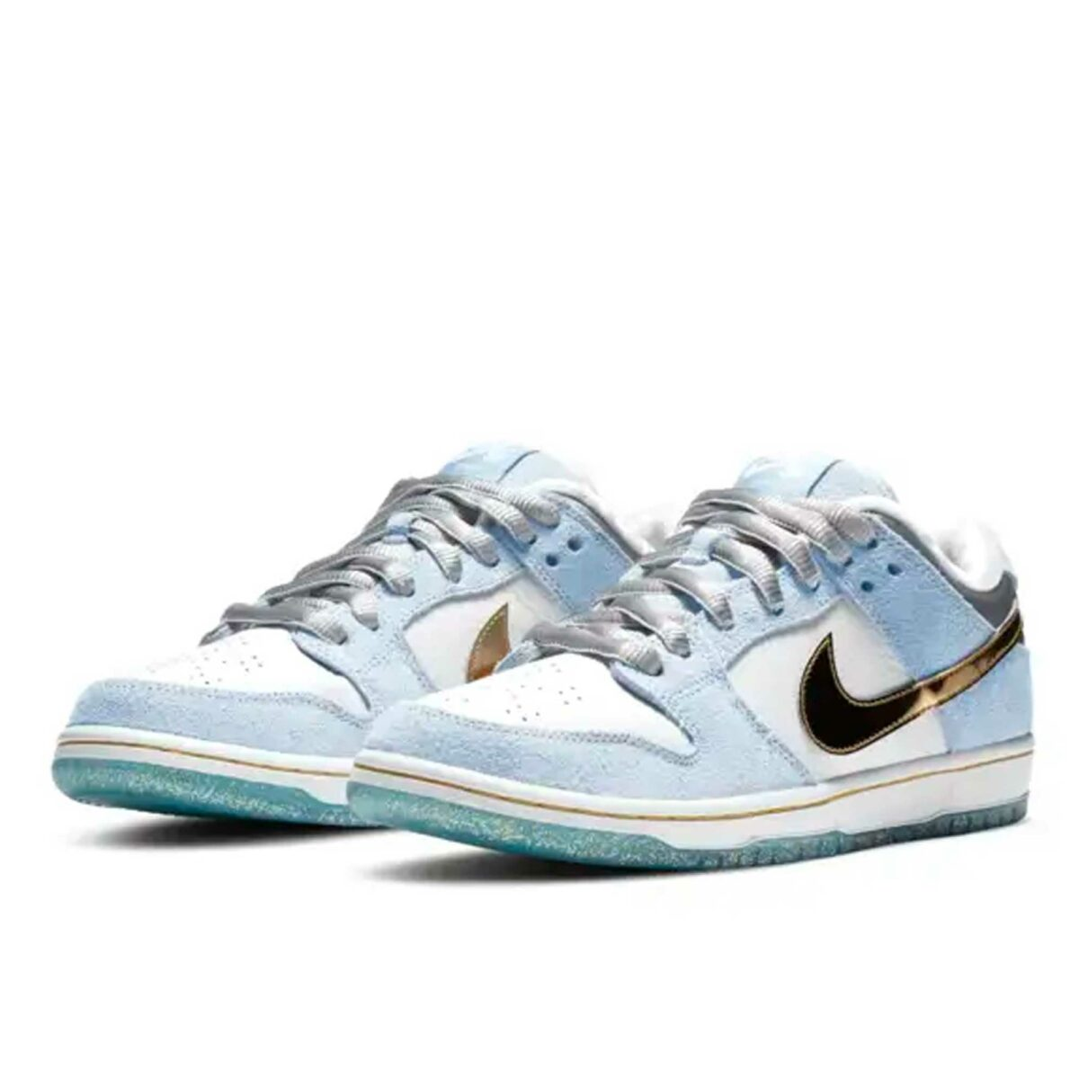 nike sb dunk low x Sean Cliver holiday special dc9936_100 купить