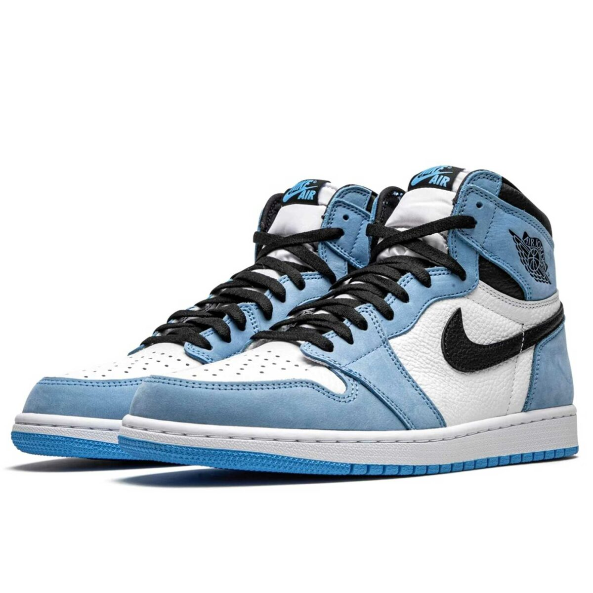 nike air Jordan 1 retro high university blue 555088_134 купить