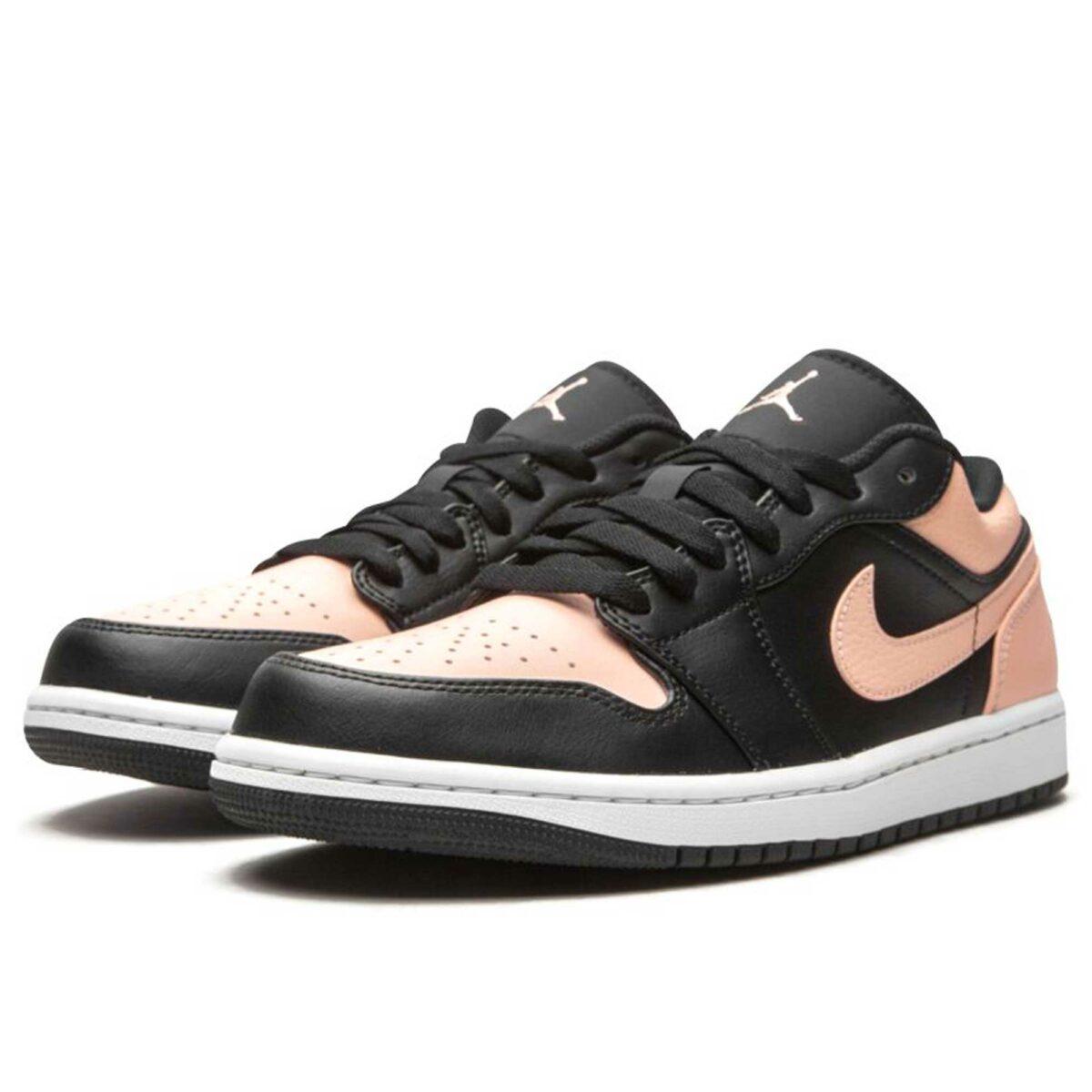 nike air Jordan 1 low crimson tint 553558_034 купить