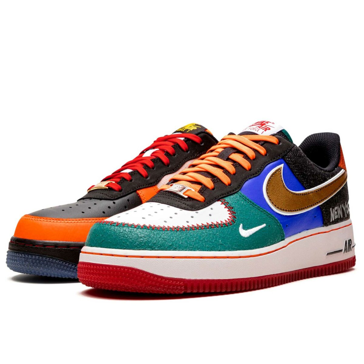 nike air force 1 low 07 what the NY CT3610_100 купить